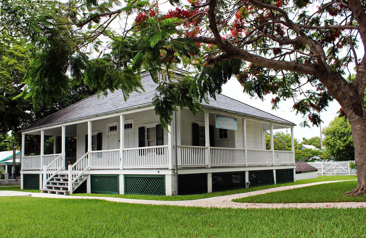 Key West Lighthouse Keeper's Quarters