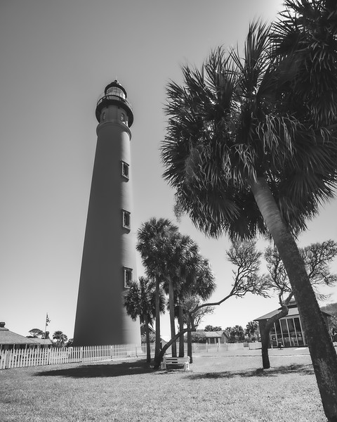 Ponce de Leon Inlet Lighthouse and Museum in Ponce Inlet Florida