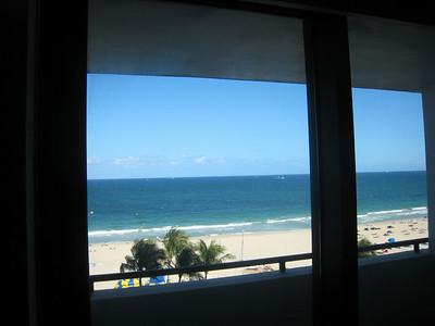 Marriott's Harbor Beach Resort, Fort Lauderdale, FL