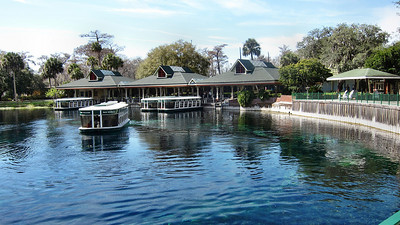 Silver Springs in Ocala, Florida - February 2011