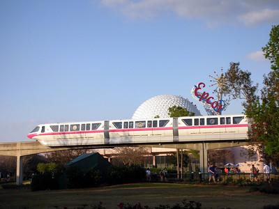 01  Disney World - Epcot