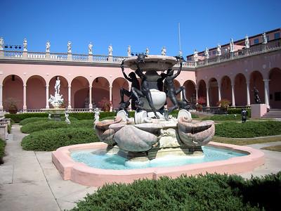17  Ringling Art Musuem & Statuary