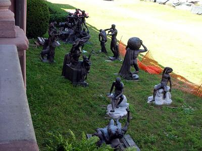 12  Ringling Art Musuem & Statuary