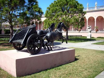 18  Ringling Art Musuem & Statuary