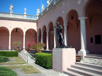 14  Ringling Art Musuem & Statuary