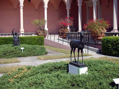 15  Ringling Art Musuem & Statuary