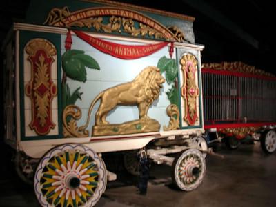 20   Ringling Circus Museum