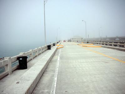 05  Fishing Pier -  Sunshine Skyway Bridge