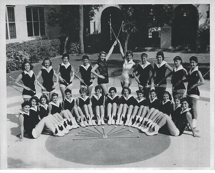 Miami Beach High School Majorettes