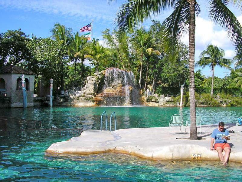 Venetian Pool Island