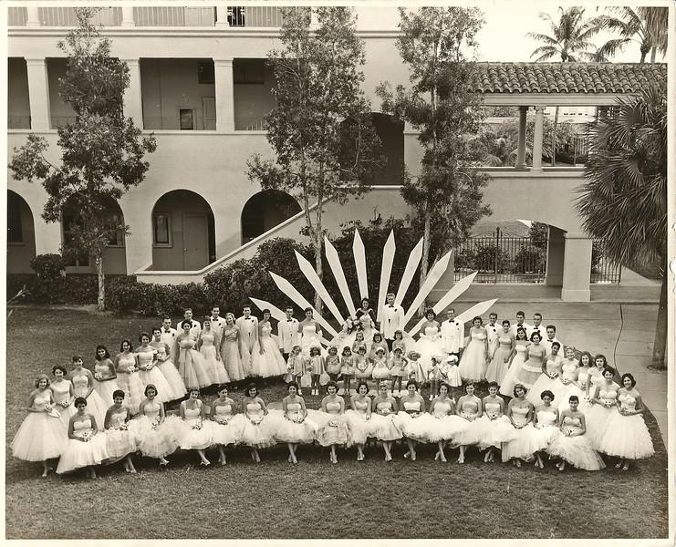 Miami Beach High School Queen and King Coronation