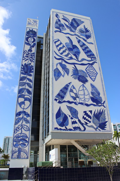 Bacardi Building Facade
