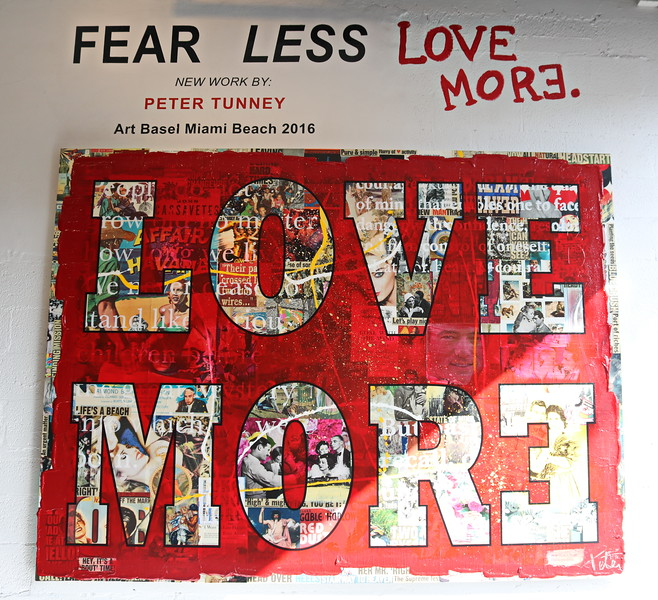Fear Less, Love More