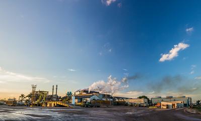 sugar refinery Everglades
