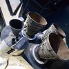 rocket engine nozzles Atlantis
