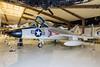 Naval Museum of Naval Aviation - Douglas F4D Skyray