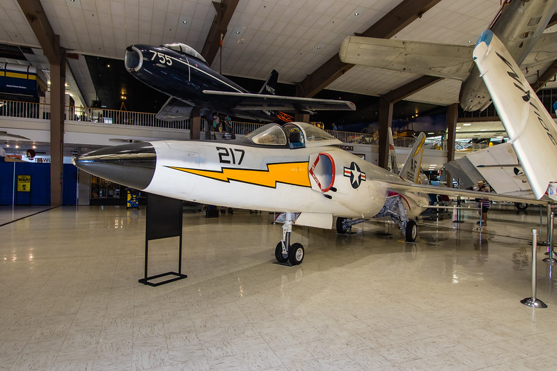 Naval Museum of Naval Aviation - Grumman F-11 Tiger