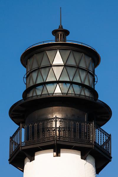 Cape Florida Lighthouse. Key Biscane, FL<br /> <br /> FL-111229-0056