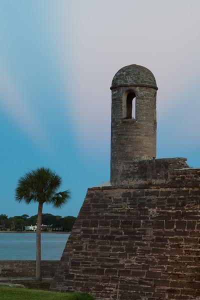 Castillo de San Marcos Glow