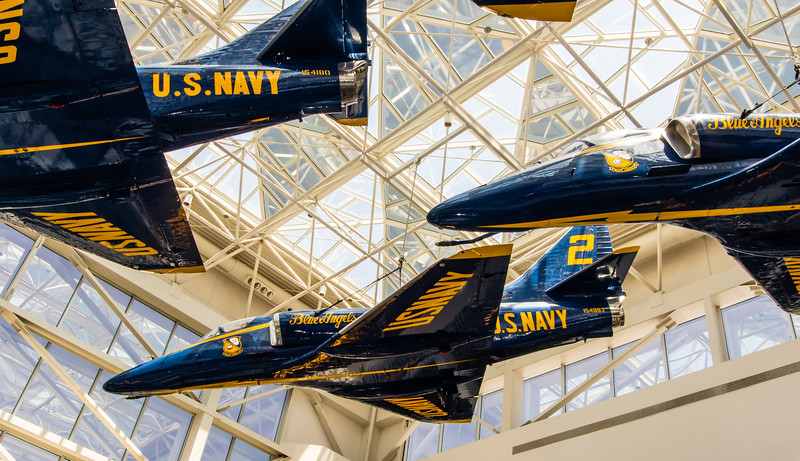 Blue Angels, Douglas A-4 Skyhawk