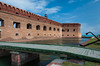Fort Jefferson in the Dry Tortugas National Park, Florida, USA.