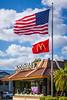 A McDonalds restaurant in Fort Lauderdale, Florida. USA.