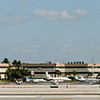 Ft. Lauderdale airport<br /> 9-shot pano<br /> May 2015