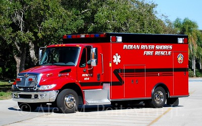 Indian River Shores Fire Rescue