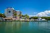 The Anchorage Resort on Key Largo, Florida, USA.