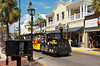 Duval Street in Key West, Florida, USA.