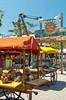 Mallory Square at Key West, Florida, USA,