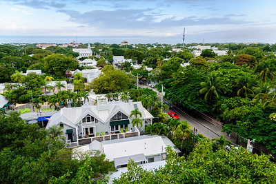 Key West Lighthouse view