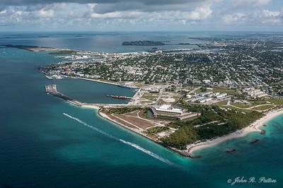 Key West aerial 2