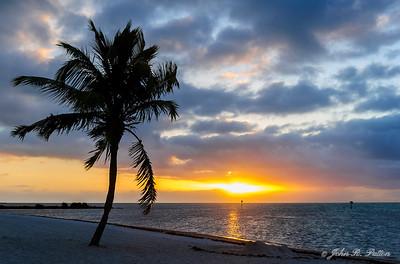 Smathers Beach sunrise