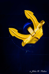 Yellow anchor