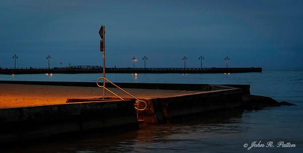 Dawn at Higgs Beach