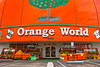 Orange World in Kissimmee, Florida, USA.