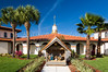 St Thomas Aquinas Catholic Church in St Cloud near Kissimmee Florida, USA.