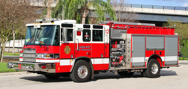 Engine 12   2010 Pierce Quantum   1250 / 750 / 50F