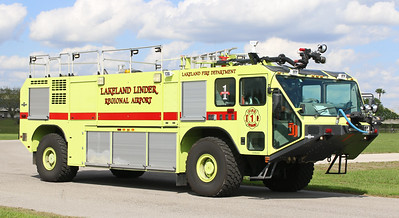 AARF-1   2007 Oshkosh Striker   1950 / 1500 / 210lbs Dry Chemical