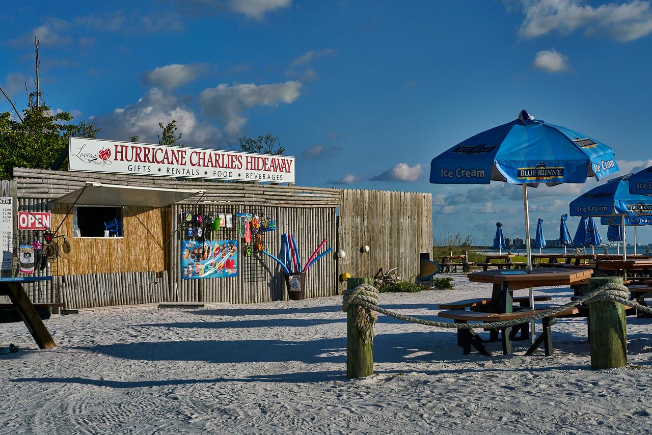 Hurricane Charlie's
