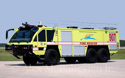 Southwest Florida International Airport Fire Rescue