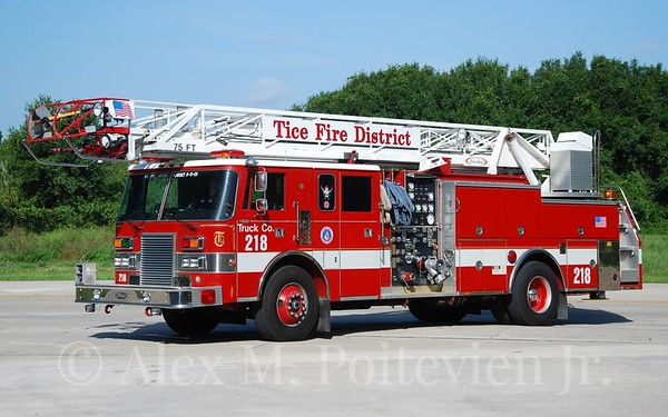 Tice Fire Rescue District