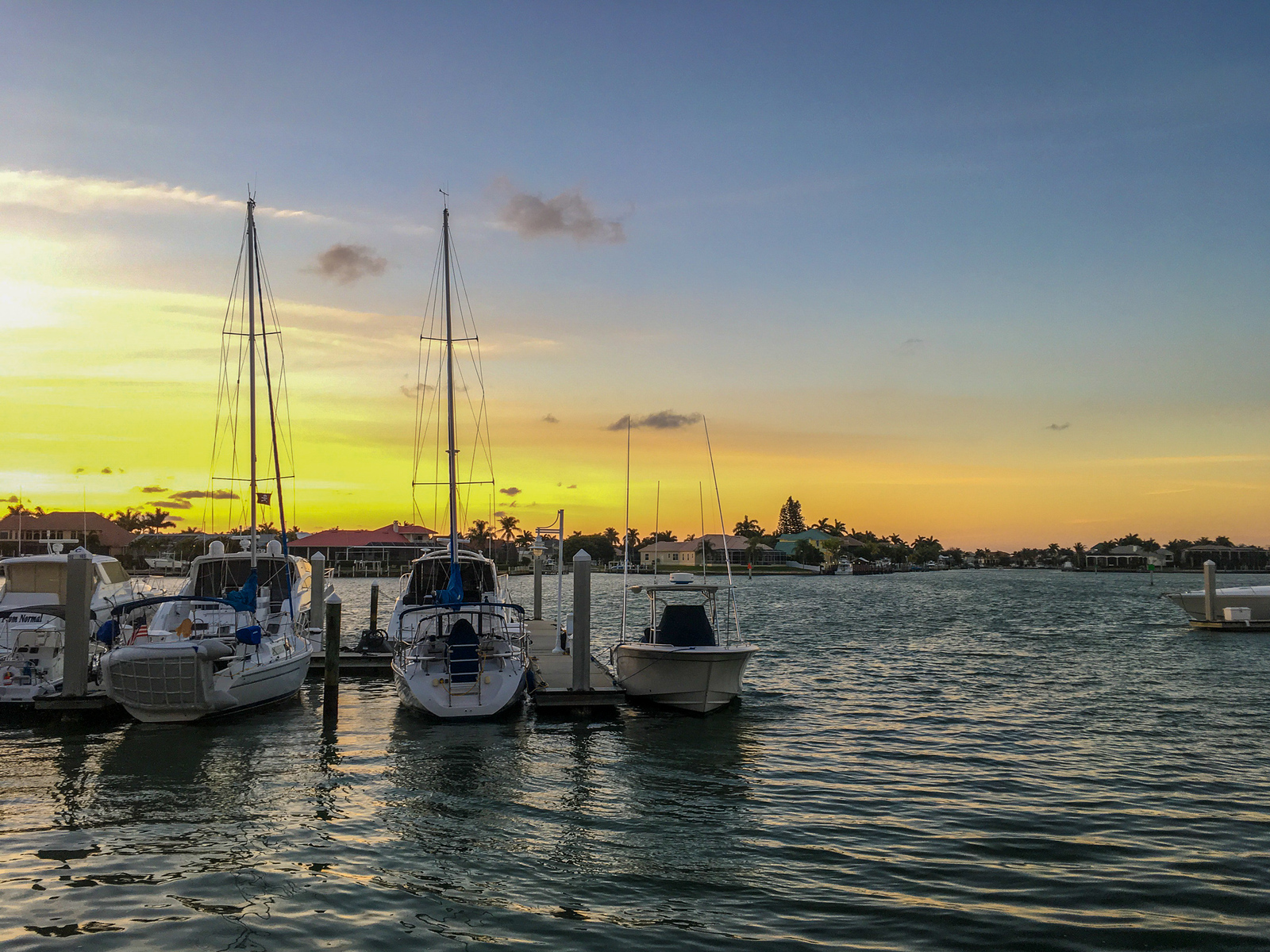 some marco island travel guides suggest renting a boat