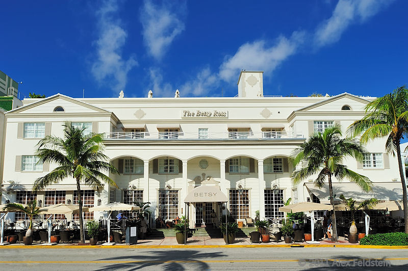 The Betsy Hotel on Ocean Drive - SoBe