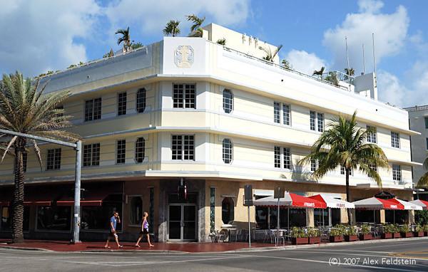 Ocean Dr. and 5th - Miami Beach