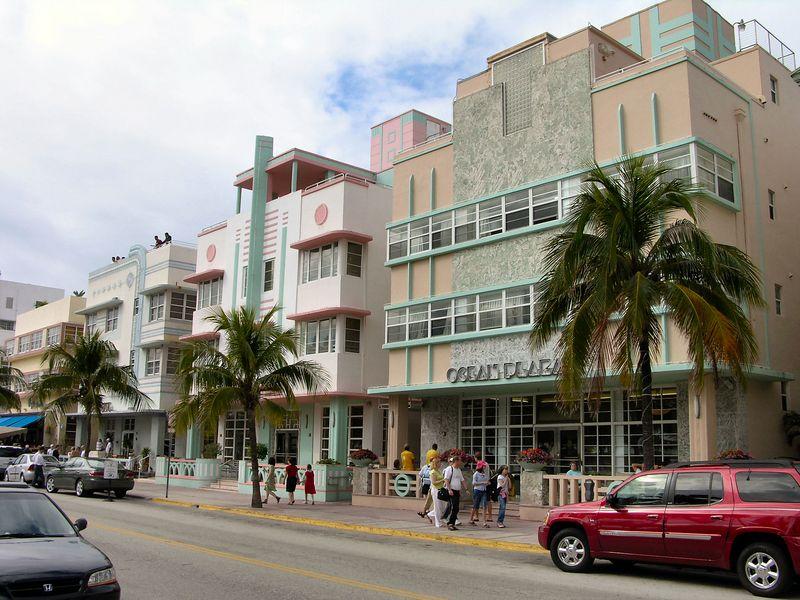 Ocean Drive - South Beach