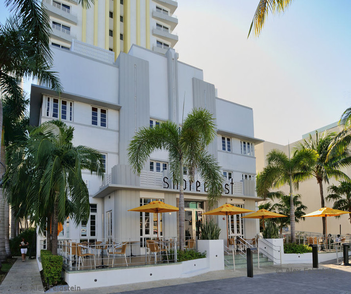 The Shorecrest on Collins Ave.