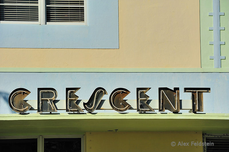 The Crescent on Ocean Dr. (SoBe)