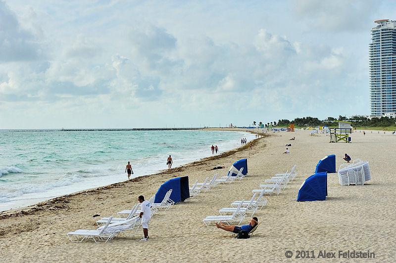 December in Miami Beach